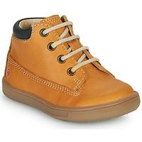 Sapatos Rapaz Sapatilhas de cano-alto GBB NORMAN Laranja
