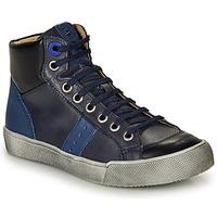 Sapatos Rapaz Sapatilhas de cano-alto GBB OSTRAVI Azul