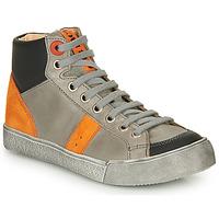 Sapatos Rapaz Sapatilhas de cano-alto GBB OSTRAVI Cinza