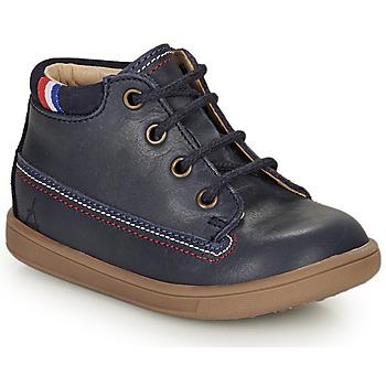 Sapatos Rapariga Botas baixas GBB FRANCETTE Marinho