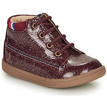 Sapatos Rapariga Botas baixas GBB FRANCETTE Bordô