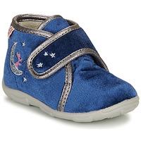 Sapatos Rapariga Chinelos GBB OCELINA Azul