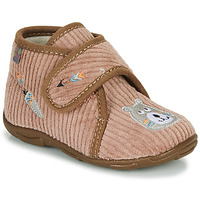 Sapatos Rapaz Chinelos GBB OKANDI Castanho