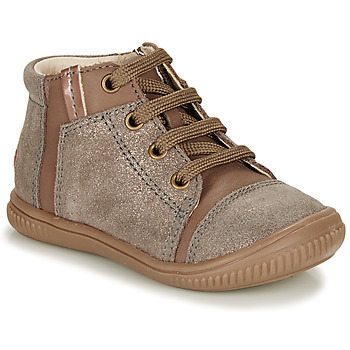 Sapatos Rapariga Sapatilhas de cano-alto GBB OUNA Toupeira