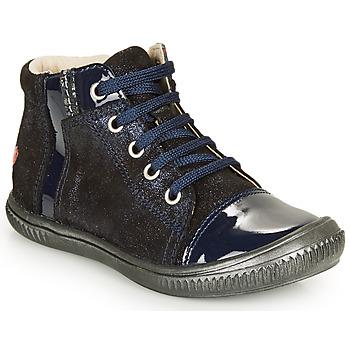 Sapatos Rapariga Sapatilhas de cano-alto GBB OUNA Azul