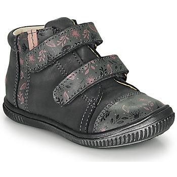 Sapatos Rapariga Sapatilhas de cano-alto GBB ODITA Cinza