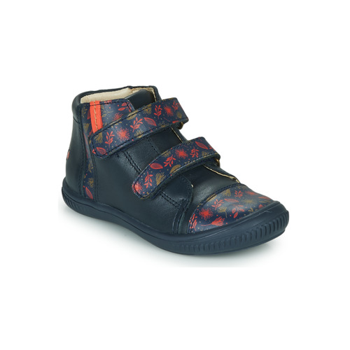 Sapatos Rapariga Sapatilhas de cano-alto GBB ODITA Marinho