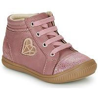 Sapatos Rapariga Sapatilhas de cano-alto GBB OTANA Rosa