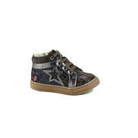Sapatos Rapariga Sapatilhas de cano-alto GBB NAVETTE Bege
