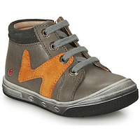 Sapatos Rapaz Sapatilhas de cano-alto GBB OLINOU Cinza