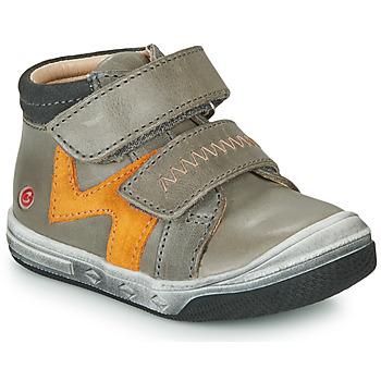 Sapatos Rapaz Sapatilhas de cano-alto GBB OGROU Cinza