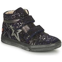 Sapatos Rapariga Sapatilhas de cano-alto GBB OHANE Marinho