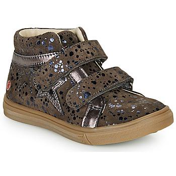 Sapatos Rapariga Sapatilhas de cano-alto GBB OHANE Toupeira