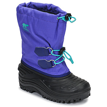 Sapatos Criança Botas de neve Sorel YOUTH SUPER TROOPER Azul
