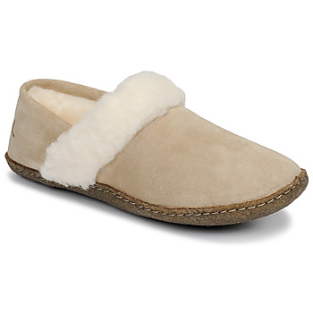 Sapatos Mulher Chinelos Sorel NAKISKA SLIPPER II Bege