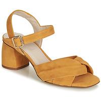 Sapatos Mulher Sandálias Fericelli JESSE Amarelo