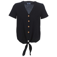 Textil Mulher Tops / Blusas Betty London KOUDILE Preto