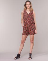 Textil Mulher Macacões/ Jardineiras Moony Mood KETTELLE Vermelho / Multicolor