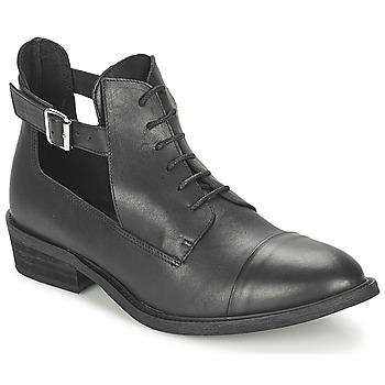 Sapatos Mulher Botas baixas Jonak AMADORA Preto