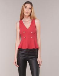 Textil Mulher Tops / Blusas Moony Mood KITTILE Vermelho