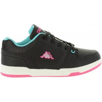 Sapatos Mulher Sapatilhas Kappa 304IH10 KARTER Negro