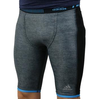 Textil Homem Shorts / Bermudas adidas Originals Techfit Chill Short Tights S27030
