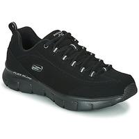 Sapatos Mulher Sapatilhas Skechers SYNERGY 3.0 Preto