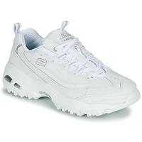 Sapatos Mulher Sapatilhas Skechers D'LITES Branco