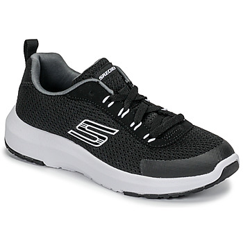 Sapatos Rapaz Multi-desportos Skechers DYNAMIC TREAD Preto