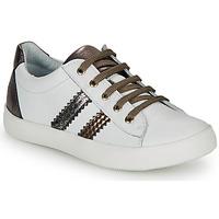 Sapatos Rapariga Sapatilhas GBB MAPLUE Branco