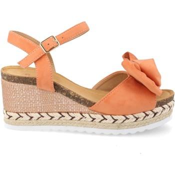 Sapatos Mulher Alpargatas Milaya WH-3M55 Naranja