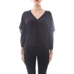 Textil Mulher Tops / Blusas Replay W2209.000.82798 Preto