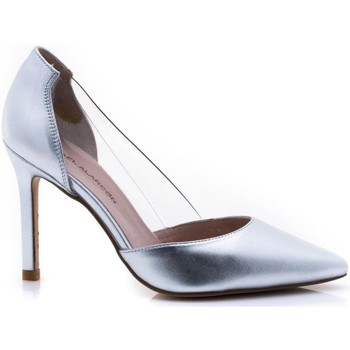 Sapatos Mulher Escarpim Angel Alarcon 19232 Prata