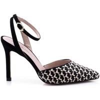 Sapatos Mulher Escarpim Angel Alarcon  Negro