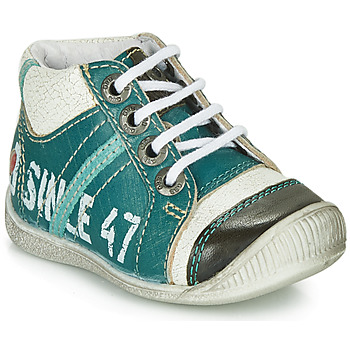 Sapatos Rapaz Botas baixas GBB ISIS Azul