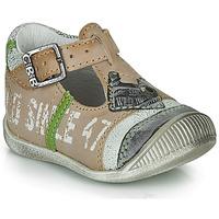 Sapatos Rapaz Sandálias GBB IOKO Bege