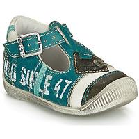 Sapatos Rapaz Sandálias GBB IOKO Azul