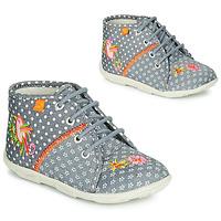 Sapatos Rapariga Chinelos GBB GANLANTINE Cinza