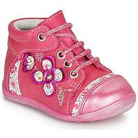 Sapatos Rapariga Botas baixas Catimini CYLENE Rosa