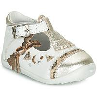 Sapatos Rapariga Sabrinas Catimini CANETTE Branco