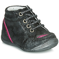 Sapatos Rapariga Botas baixas GBB LAURE Preto