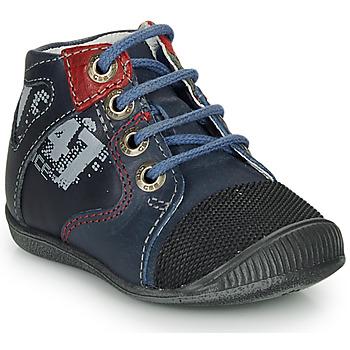 Sapatos Rapaz Botas baixas GBB LARI Azul