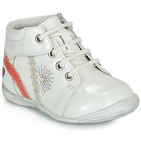 Sapatos Rapariga Botas baixas GBB MELANIE Branco