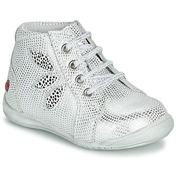 Sapatos Rapariga Botas baixas GBB MANON Branco