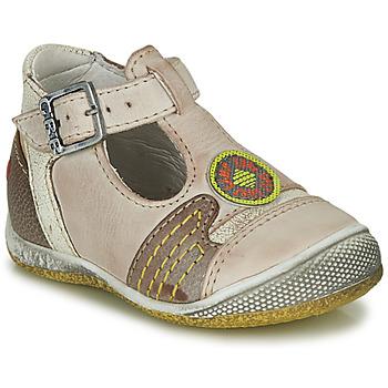 Sapatos Rapaz Sandálias GBB MARIO Bege