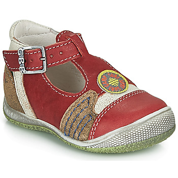 Sapatos Rapaz Sandálias GBB MARIO Vermelho