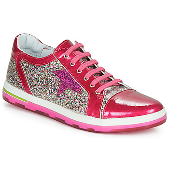 Sapatos Rapariga Sapatilhas Ramdam KASAI Rosa