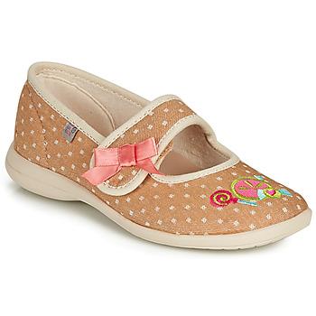 Sapatos Rapariga Chinelos GBB MELINA Bege