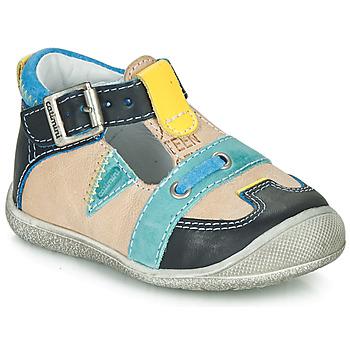 Sapatos Rapaz Sandálias Catimini COLIOU Azul
