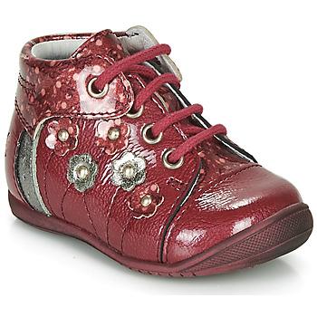 Sapatos Rapariga Botas baixas GBB NAYANA Vermelho